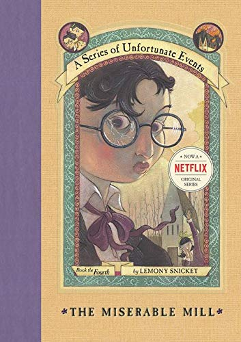 A series unfortunate events: 4