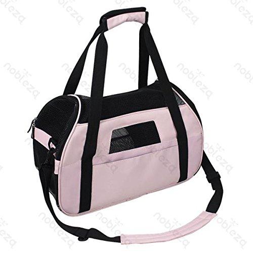 Nobleza 030170 - Bolso transportín de tela oxford para perros, gatos o...