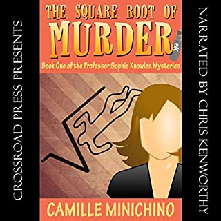 The Square Root of Murder cover art