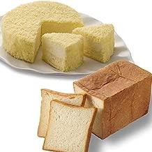 LeTAO(ルタオ) チーズケーキ 食パン 奇跡の口どけセット(ドゥーブルフロマージュ 北海道生クリーム食パン)