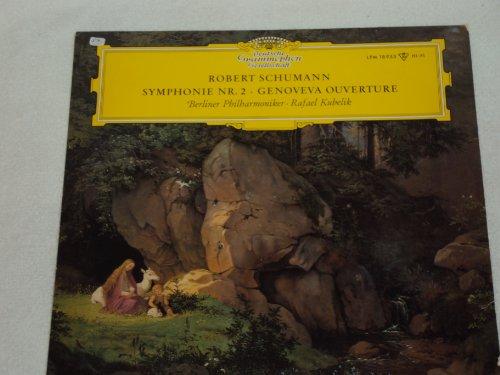 Schumann Symphony 2 Genoveva DGG Mono Tulips