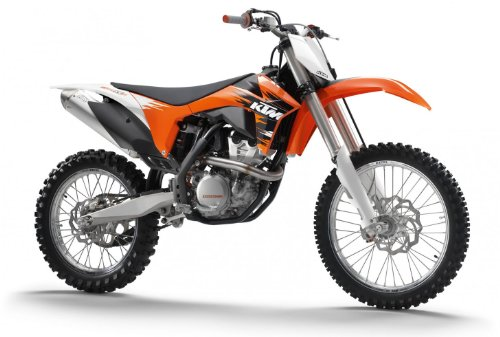 New-Ray S.R.L- Moto 1:12 Newr KTM 350 Sxf 44093, Multicolore, 846030
