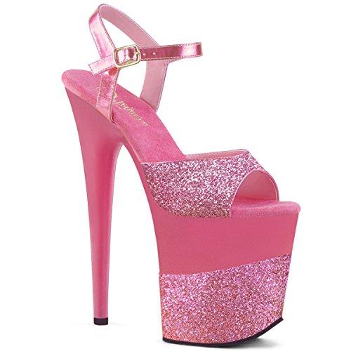 【即納】PLEASER Ankle Strap Sandalコスチュームアクセサリー コスチュームシューズ・ブーツ等 [サイズ:6(22~23cm)]
