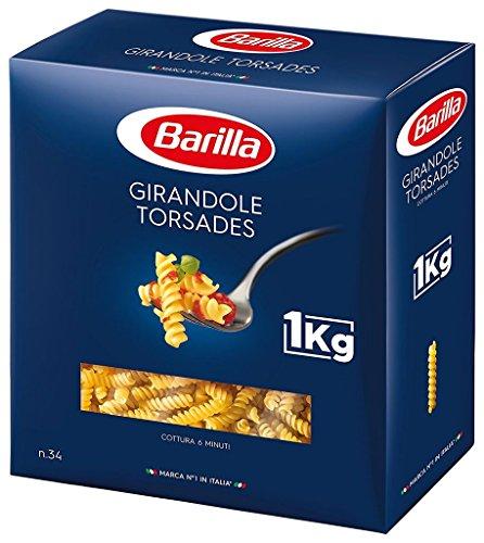 Barilla Pasta Barilla Girandole Twists 1 kg (6er-Set)
