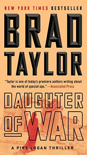 Daughter of War: A Pike Logan Thriller