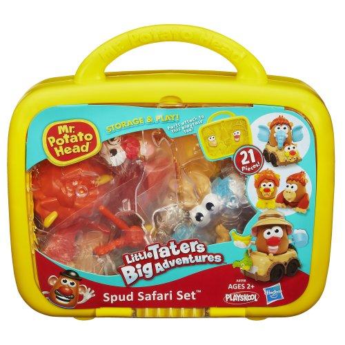 Potato Head Playskool Mr. Potato Head Little Taters Big Adventures Spud Safari Set