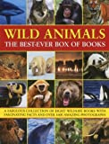 Wild Animals the Best-ever Box of Books (8 Books in a Box)