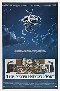 The Neverending Story 11 x 17 Movie Poster - Style A by postersdepeliculas