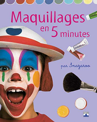 Maquillages en 5 minutes