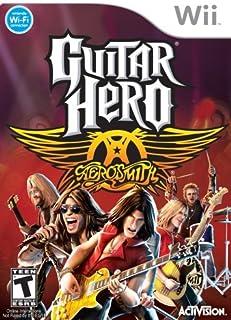 Guitar Hero Aerosmith - Nintendo Wii (Game only) (Renewed)