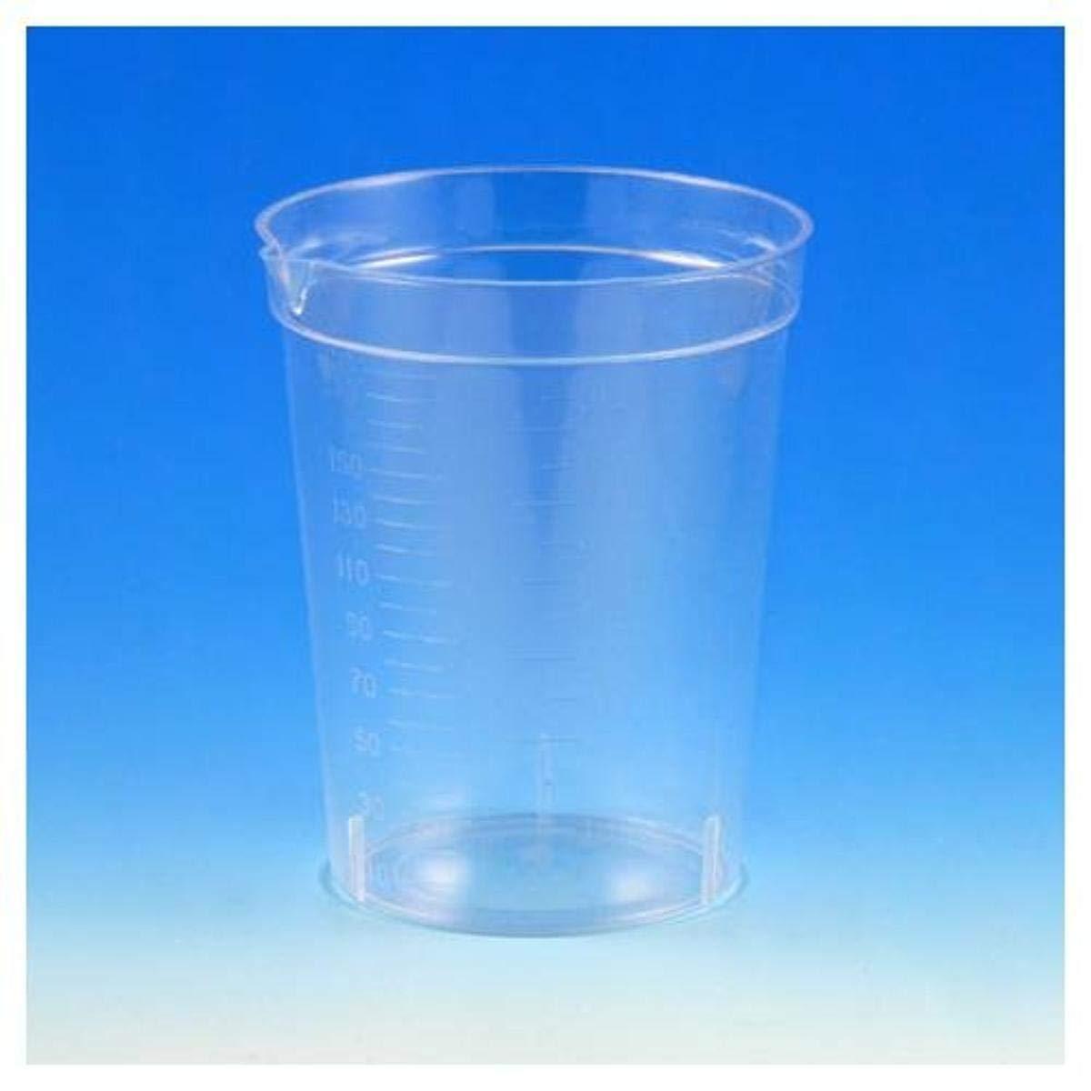 Globe Scientific 5921 Specimen Container 6.5 Baltimore Mall Spout ozwith Max 85% OFF Pour
