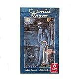 Baraja Cosmic Tarot Por Norbert Losche, Mazo Tarot Cósmico De 78 Cartas Instrucciones En Inglés...