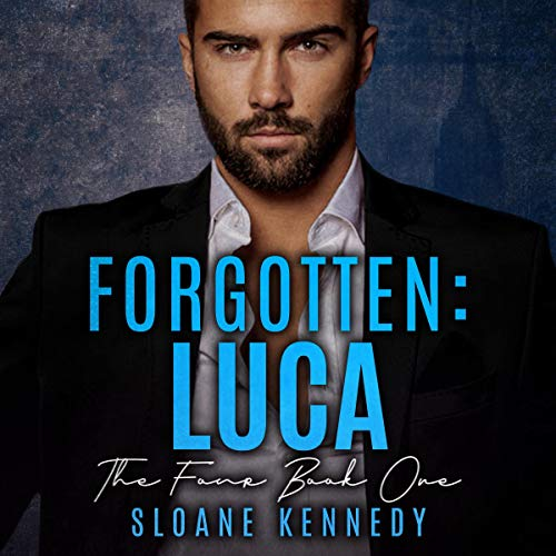 Forgotten: Luca audiobook cover art
