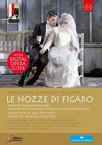 Le Nozze Di Figaro,K492 (Opera Completa)(Dvd)