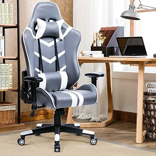 WOLTU® Racing Stuhl Chefsessel kaufen  Bild 1*