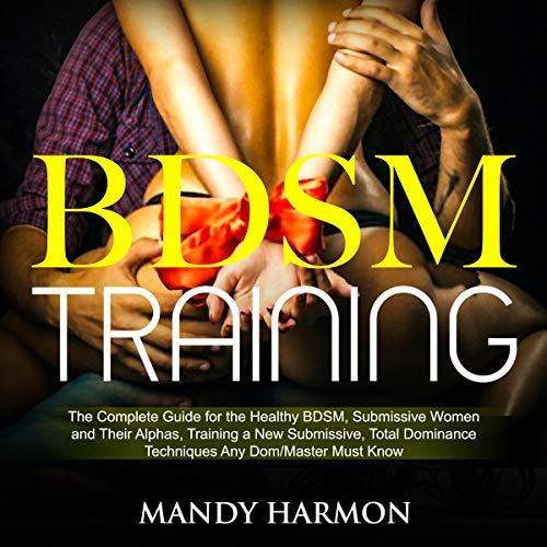 BDSM Training audiobook cover art