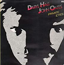 Daryl Hall & John Oates - Private Eyes - RCA Victor - PL 14028, RCA - PL 14028