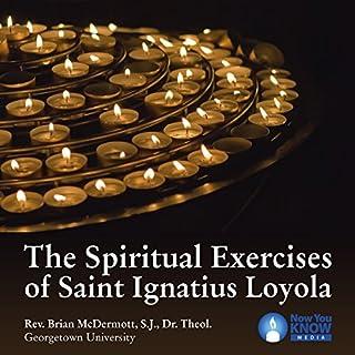 The Spiritual Exercises of Saint Ignatius Loyola cover art