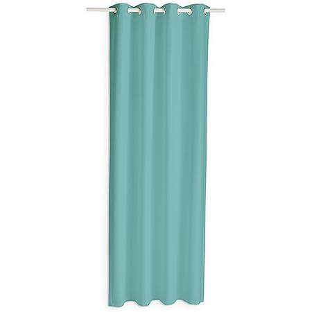 today rideau vert d eau 140 x 260 cm