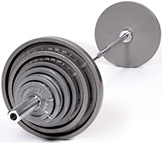 Troy USA Sports Olympic Weight Set