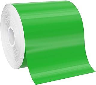 "SafetyPro 4""x150` Green Premium Vinyl Labeling Tape, for SafetyPro, Duralabel 4TTP, Duralabel Pro, VnM, and Select LabelTa..."