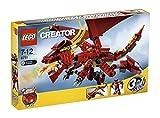 LEGO Creator 6751 - Dragn Que escupe Fuego