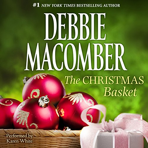 The Christmas Basket audiobook cover art
