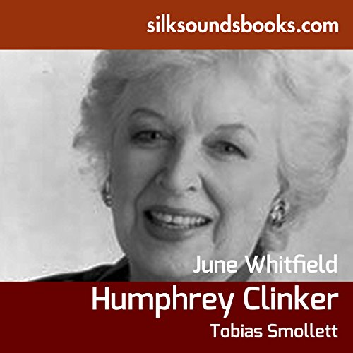 The Expedition of Humphrey Clinker audiobook cover art