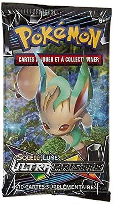 Pokémon Lune et Soleil - Cartes à Collectionner - Ultra-Prisme