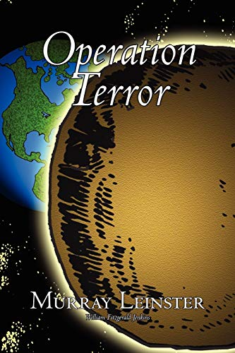 Operation Terror by Murray Leinster, Science Fiction, Action & Adventure