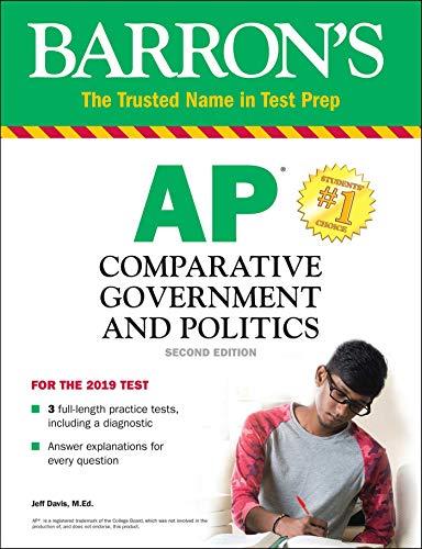 Barron's AP Comparative Government and Politics