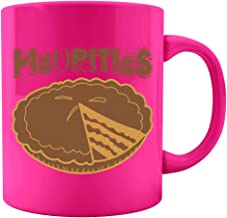 Pie Pun Colored Mug Pie-orities Gift For Food Lover Design