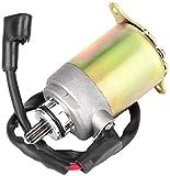 POEFT Arrancador eléctrico de motocicleta para GY6 50cc 80cc accesorios de motor scooter