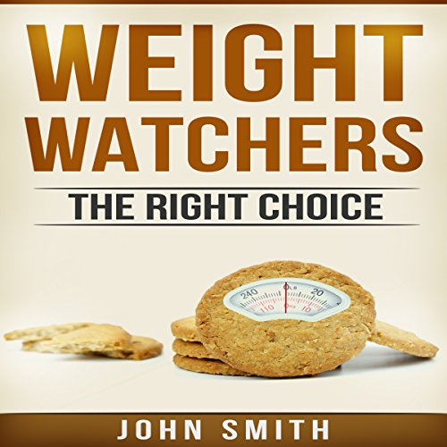 Weight Watchers: The Right Choice audiobook cover art