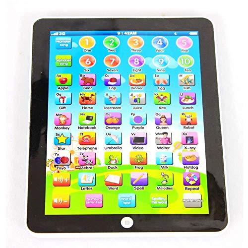 Lernen Maschine Kinder Laptop Spielzeug Kinder Früh Bildungs Computer Tablet Lesen Maschine Jungen Mädchen Tablet Spielzeug - Zufällig Farbe, Free Size