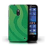 Phone Case for Nokia Lumia 620 Reptile Skin Effect Pit