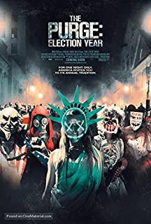 the purge election poster