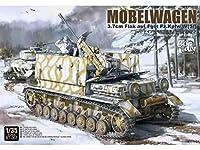 ボーダーモデル 1/35 ドイツ軍 IV号對空戰車 メーベルワーゲン プラモデル