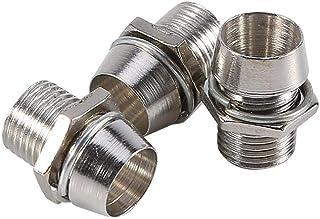 Soporte para Bombilla 50 Piezas Soportes de Montaje de Luz LED para LED de 5 mm para Experimentos Electrónicos y Eléctricos de LED.