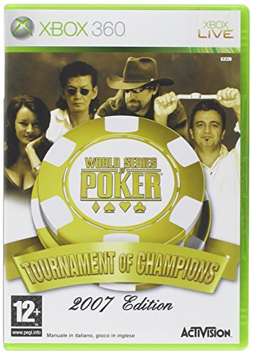 Activision World Series Of Poker 2007 - Juego