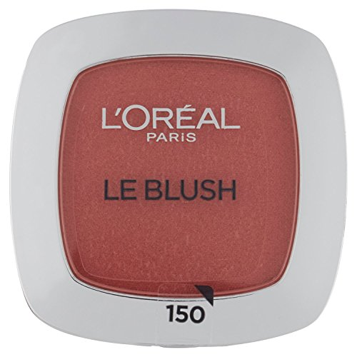 L'Oréal Paris - Accord Perfect Le Blush, Colorete en Polvo, Tono 150 Candy Cane Pink