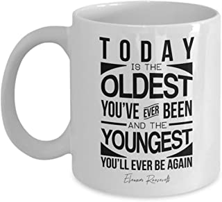 Birthday Funny Meme's Quotes 18th Birthday Printed Coffee Mug Gift Ideas Present Tea Cup 22/28 J