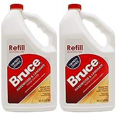 Bruce Laminate And Hardwood Floor Cleaner 64oz - 2 pack 64oz - 1/2gl