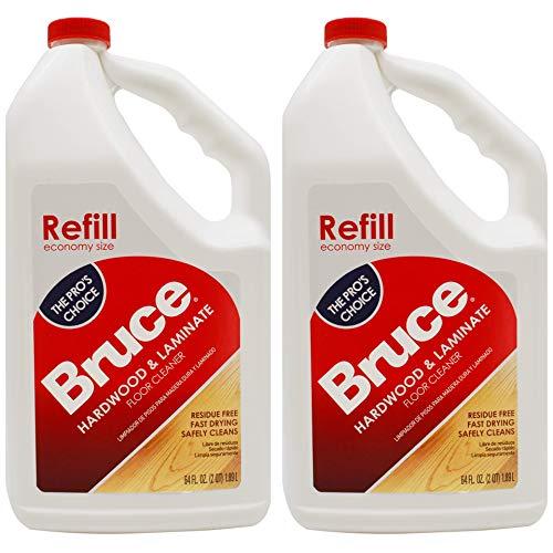 Bruce Hardwood & Laminate Floor Cleanr - 64oz Refill - 2 Pack