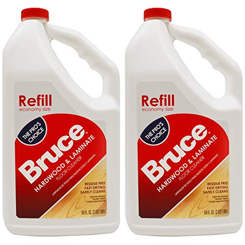 Product Image of the Bruce Hardwood & Laminate Floor Cleanr - 64oz Refill - 2 Pack