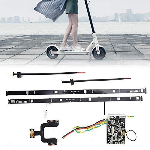 Placa de Circuito de batería de Scooter eléctrico, Placa de Controlador de batería de Litio, Juego de Piezas de Placa de Circuito BMS, para Xiaomi M365