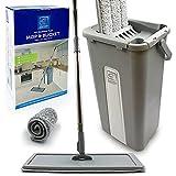 Best Mops - Flat Floor Mop and Bucket Set, Easy Squeeze Review