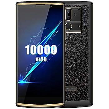 OUKITEL K7 Pro (2019) 4G Smartphone Libre con batería de 10000mAh ...