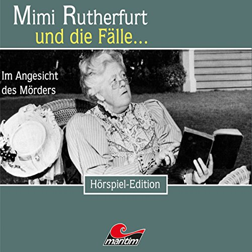 Im Angesicht des Mörders audiobook cover art