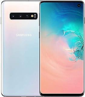 Samsung Galaxy S10 128Gb 8Gb Ram Sm G973F Hybrid Dual Sim Factory Unlocked 4G Lte Smartphone International Version Prism W...